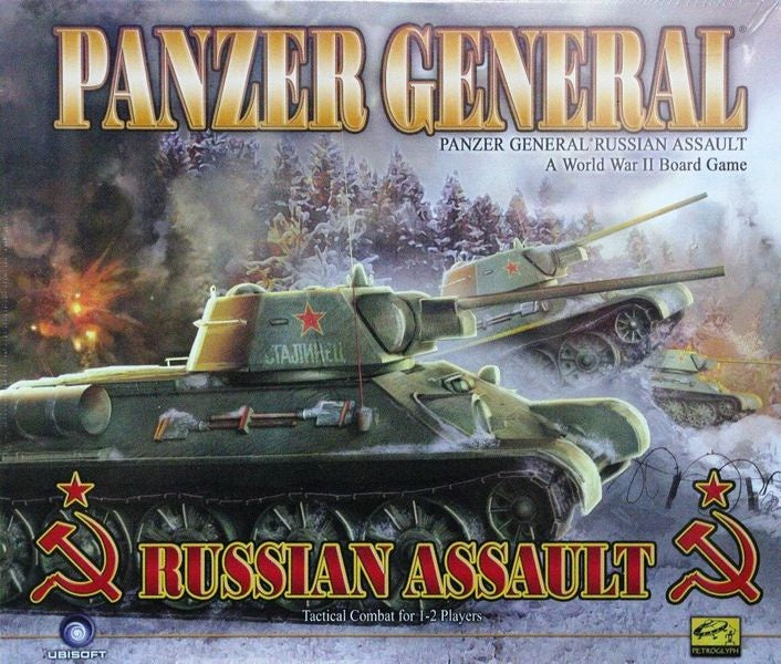 Panzer General Russian Assault