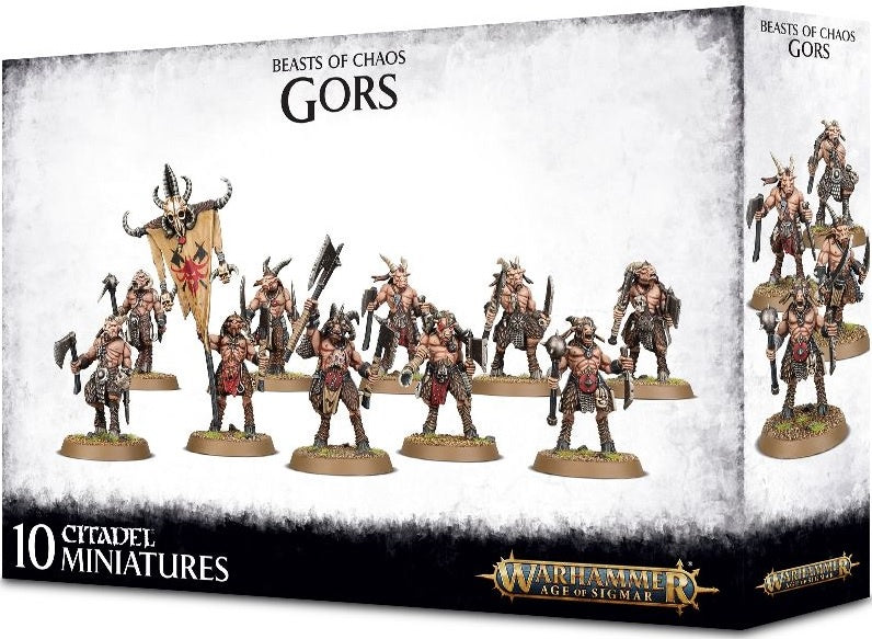 Warhammer: Beasts of Chaos Gors 81-08