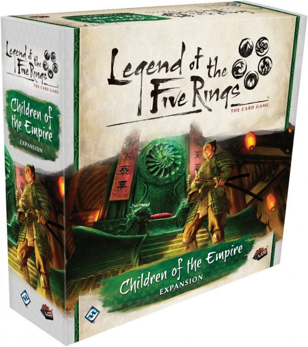 Legend of the Five Rings the Card Game - Children of the Empire