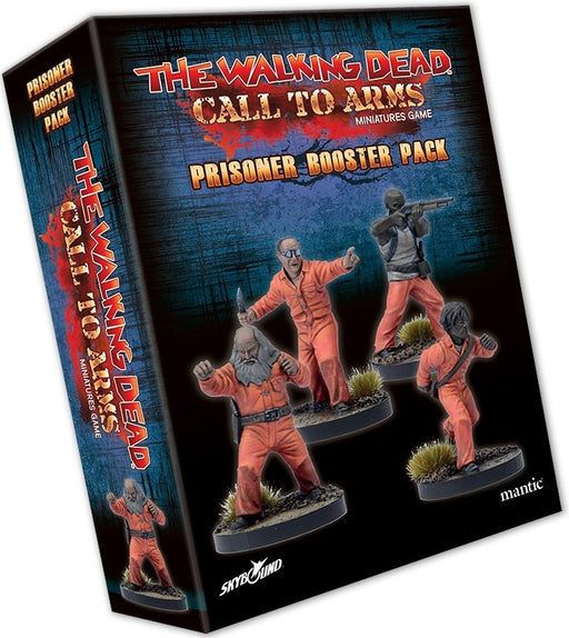 The Walking Dead: Call to Arms Prisoner Booster Pack
