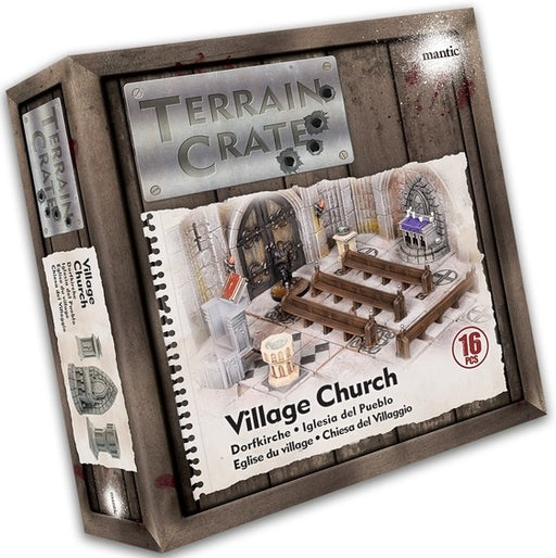 Terrain Crate Village Church