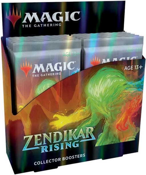 Magic the Gathering Zendikar Rising Collector Booster Box
