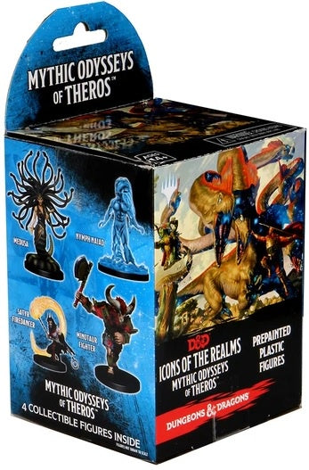 D&D Icons of the Realms Mythic Odysseys of Theros Booster