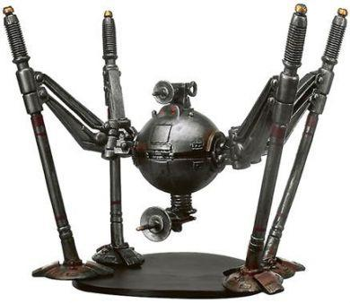 Star Wars Miniatures: 02 Commerce Guild Homing Spider Droid