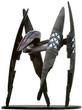 Star Wars Miniatures: 04 Droid Starfighter in Walking Mode