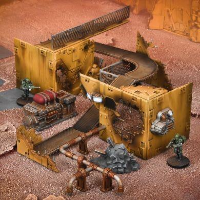 Terrain Crate: Forgotten Foundry