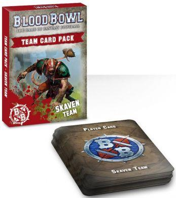 Blood Bowl: Team Card Pack  Skaven