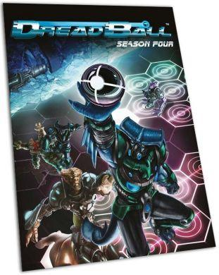 DreadBall - Season 4 Rulebook ON SALE