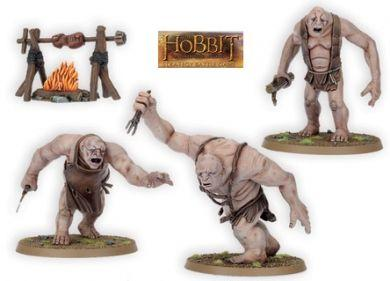 The Lord of the Rings: The Trolls