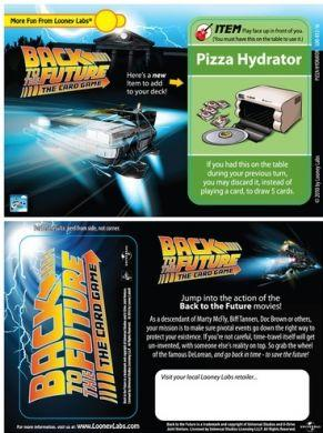 Back to the Future: The Card Game - Pizza Hydrator