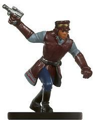 Star Wars Miniatures Knights of the old Republic (KOTOR): 22 Captain Panaka