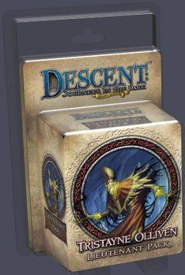 Descent: Journeys in the Dark (Second Edition) - Lieutenant Pack Tristayne Olliven