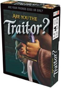 Are You the Traitor? On Sale!
