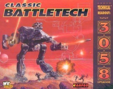 Classic BattleTech: Technical Readout 3058 Upgrade