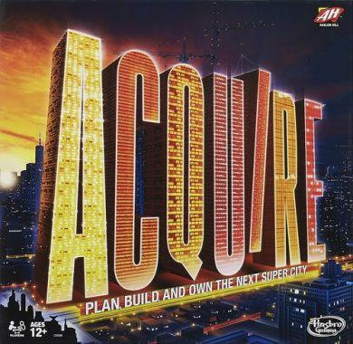 Acquire 2016 Edition Board Game