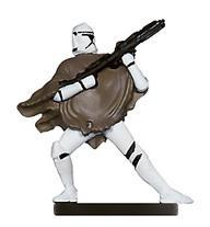 Star Wars Miniatures The Clone Wars: 14 Heavy Clone Trooper