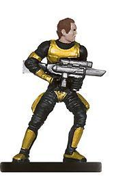 Star Wars Miniatures The Clone Wars: 36 Human Soldier of Fortune