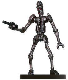 Star Wars Miniatures The Clone Wars: 37 IG-86 Assassin Droid
