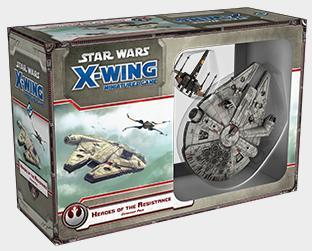 Star Wars: X-Wing: Heroes of the Resistance
