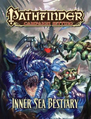 Pathfinder Campaign Setting: Inner Sea Bestiary ON SALE