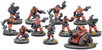 Warpath Universe Forge Fathers Brokkrs