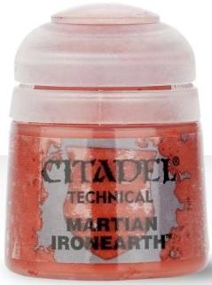 Citadel Technical: Martian Ironearth
