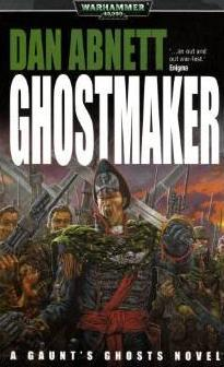 Warhammer 40,000: Ghostmaker - Damaged Cover