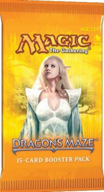 Magic the Gathering: Dragon's Maze Booster