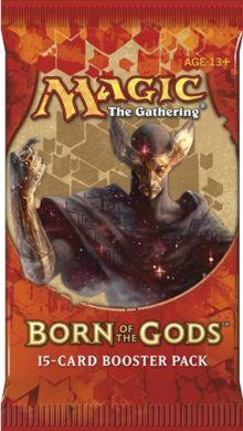 Magic the Gathering: Born Of The Gods Booster