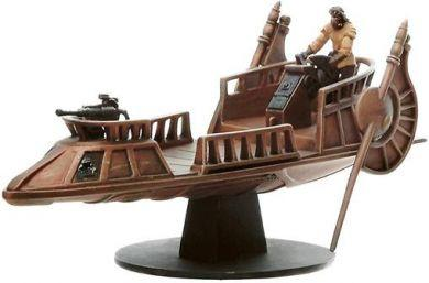 Star Wars Miniatures: 43 Nikto Gunner on Desert Skiff