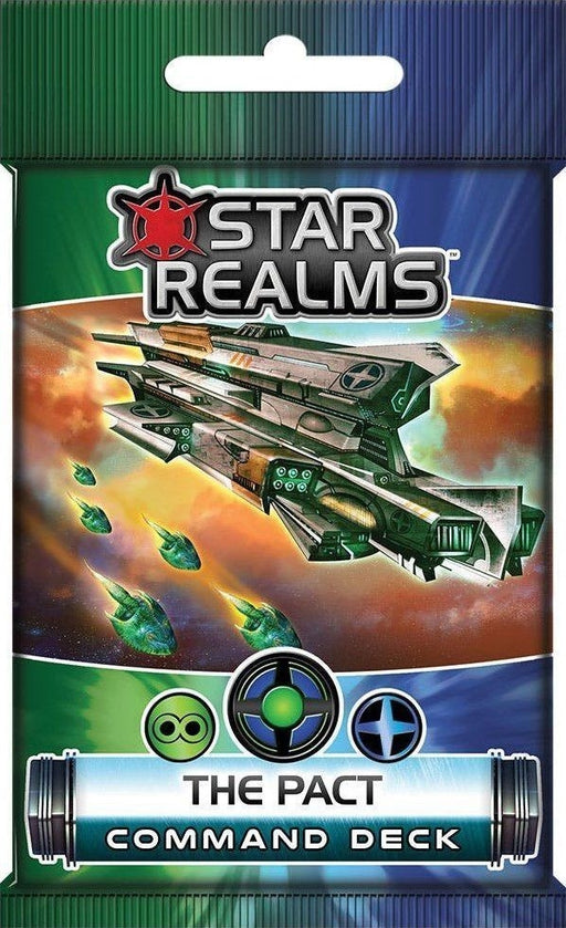 Star Realms Command Decks the Pact