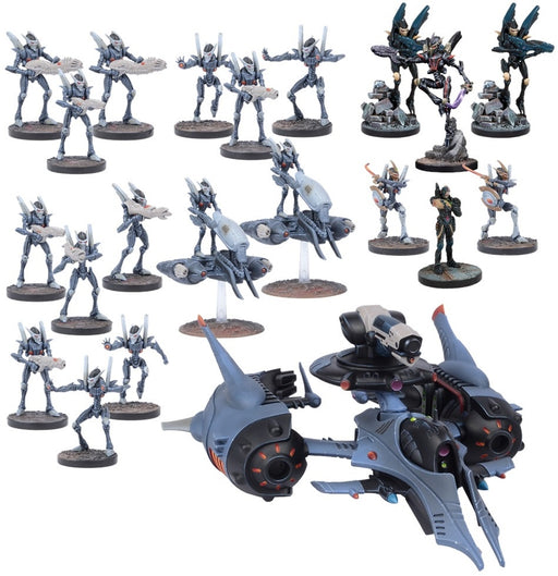 Warpath Asterian Reserve Force
