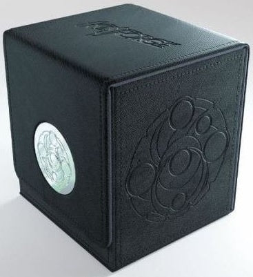 Keyforge Vault Deck Box Black