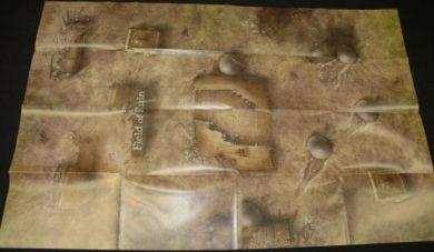 Dungeons & Dragons: War Drums Starter Map: Field Of Ruin