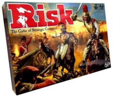 Risk: The Game of Strategic Conquest Board Game