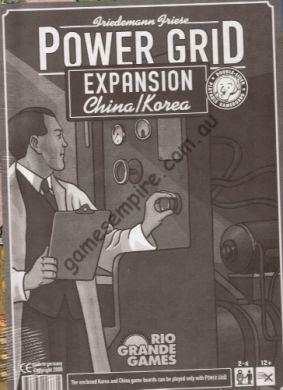 Power Grid China/Korea Expansion
