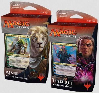 Magic the Gathering: Aether Revolt Planeswalker Deck Set of 2