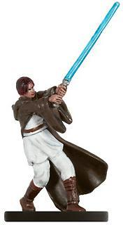 Star Wars Miniatures Jedi Academy 03 The Jedi Exile