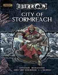 Dungeons & Dragons: City of Stormreach