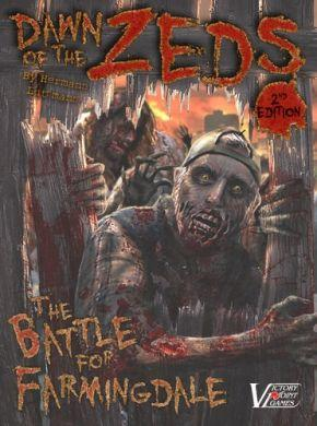 Dawn of the Zeds (Second edition)