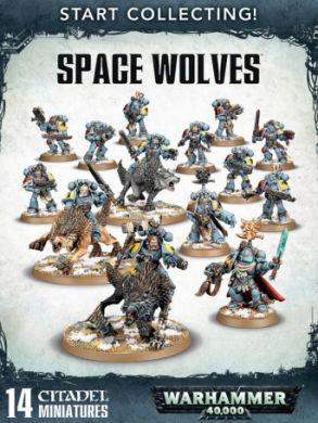 Warhammer 40K Space Wolves: Start Collecting! Space Wolves