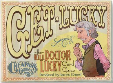 Get Lucky: The Kill Doctor Lucky Card Game