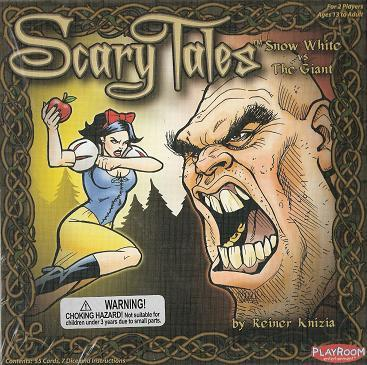 Scary Tales: The Giant vs. Snow White