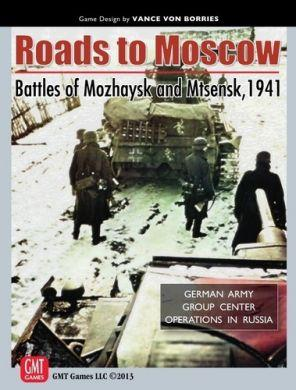 Roads to Moscow: Battles of Mozhaysk and Mtsensk, 1941