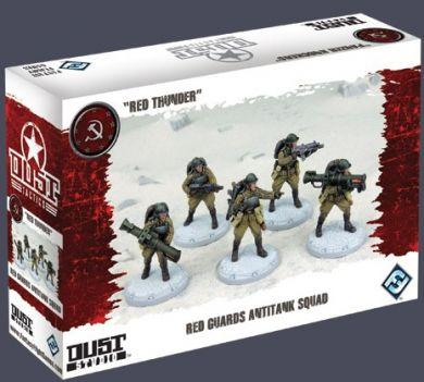 Dust Tactics: Red Guards Anti-Tank Squad ON SALE