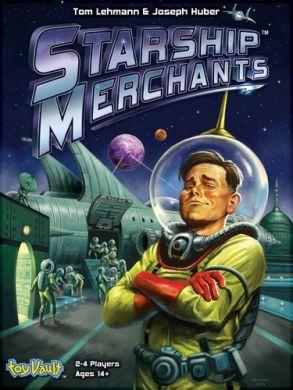 Starship Merchants ON SALE