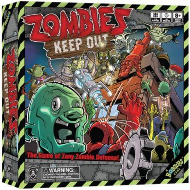Zombies Keep Out ON SALE