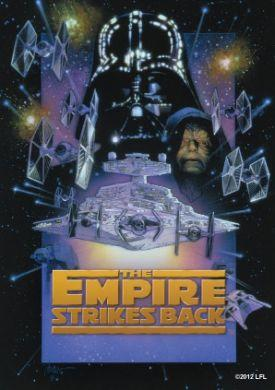 Art Sleeves - Star Wars - The Empire Strikes Back