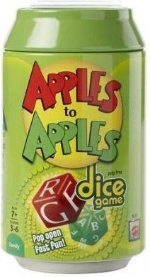 Apples to Apples Dice Game