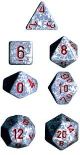 Dice Set Air Speckled (7)